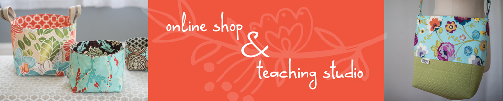 online shop and teaching studio